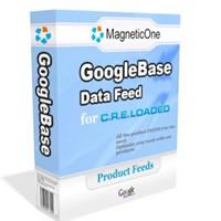 CRE Loaded Google Base Data Feed 12.7.6 screenshot