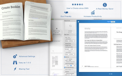 Create Booklet 1.3.5 screenshot