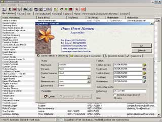 crgAddress 2.4.2 screenshot
