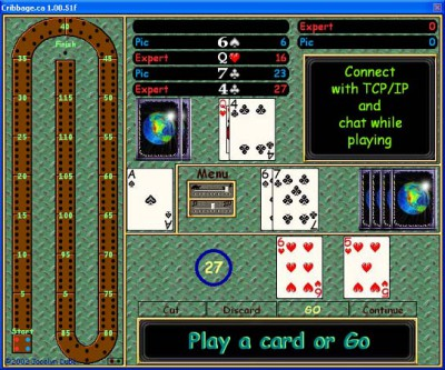 Cribbage.ca 2008 screenshot