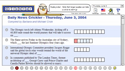 Crickler 1.10 screenshot