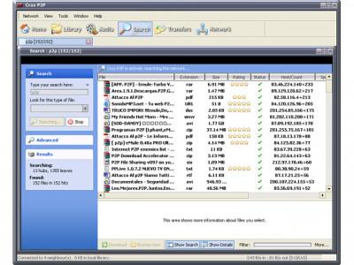 CRUX 5.2.0 screenshot