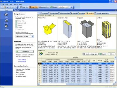 CubeDesigner Standard Edition 8.3.0.2 screenshot