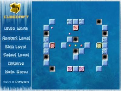 CubeDrift 1.111 screenshot