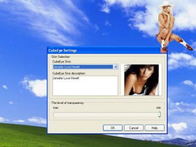 CubeEye 1.6 screenshot