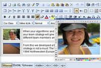 Cute Editor for ASP.NET 6.6 screenshot