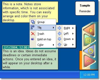 Cute Reminder Standard Edition 2.6.317 screenshot