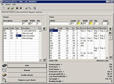 CutMaster2D Pro 1.3.2.4 screenshot