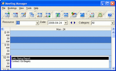 CyberMatrix Meeting Manager Enterprise 8.27 screenshot