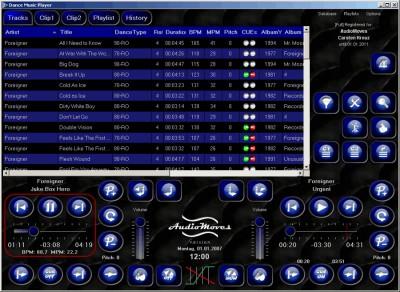 Dance Music Player 2.0.2.0 screenshot