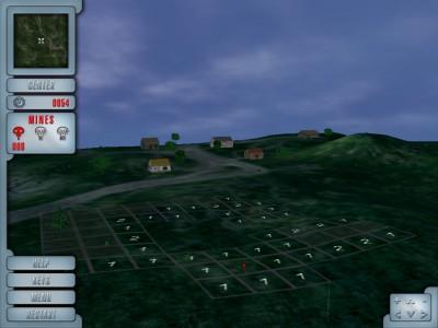 Dangerous activity 3D 3.0 screenshot
