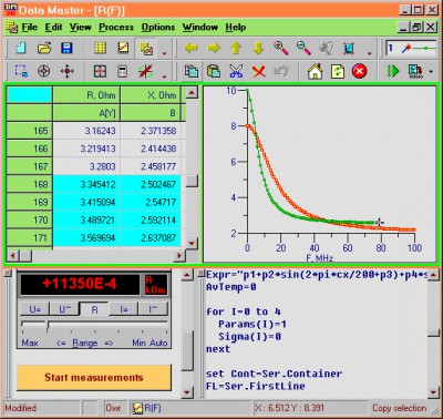 Data Master 2000 10.6.0.107 screenshot