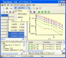 Data Master 2003 11.8.0.433 screenshot