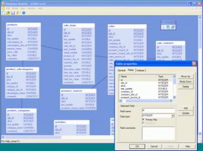 Database Architect 2.0 screenshot