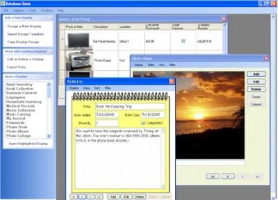 Database Oasis 3.2.9 screenshot