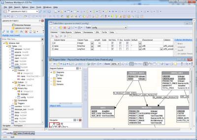 Database Workbench Pro 5.4.4 screenshot