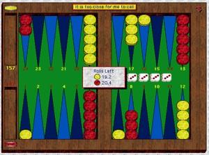 David's Backgammon 5.6.0 screenshot