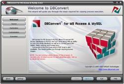 DBConvert for Access & MySQL 6.0.0 screenshot