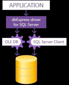 dbExpress driver for SQL Server 8.1 screenshot