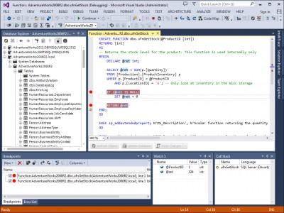 dbForge Fusion for SQL Server 1.9 screenshot