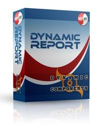 DC Dynamic Report 3.74 screenshot