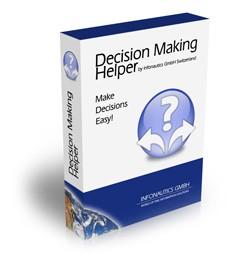 Decision Making Helper 1.23 screenshot