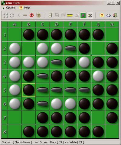 Deep Green Reversi 5.0.0 screenshot
