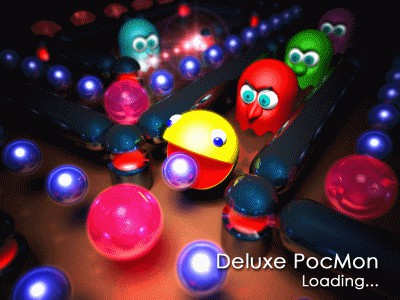 Deluxe PocMon PC 1.13 screenshot