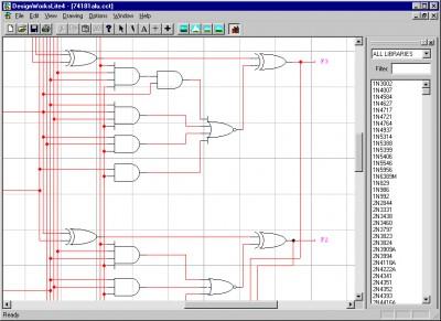 DesignWorks Lite 4.2 screenshot