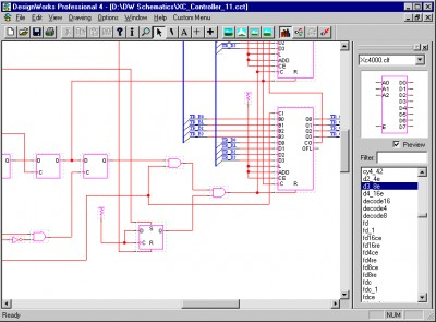 DesignWorks P 4.3.1 screenshot
