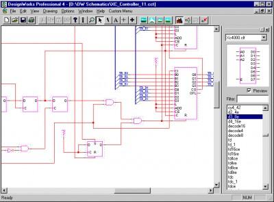 DesignWorks P 4.3.1 screenshot