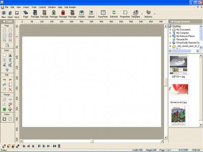 DeskTop Author 7.0.01 screenshot