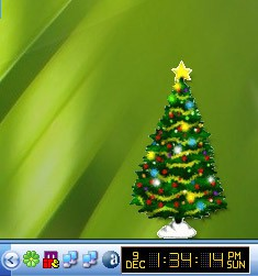 Desktop Christmas Tree 1.6 screenshot