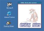 Desktop Notes 1.2.3 screenshot