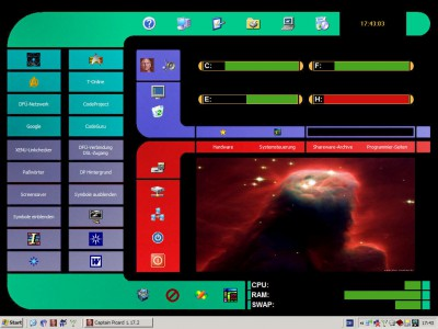 DesktopPanel 3.0.1 screenshot