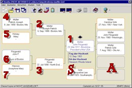 Deudos Family Tree 5.1.274 screenshot