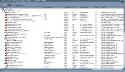 DeviceLock Plug and Play Auditor 5.72 screenshot