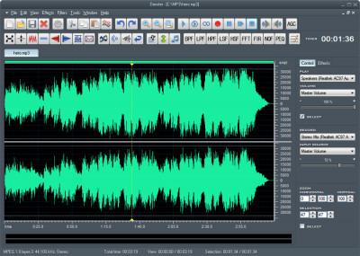 Dexster 4.7 screenshot