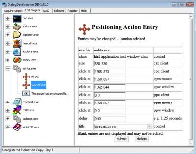 DialogDevil Server 2013 DD-3.20.0 screenshot