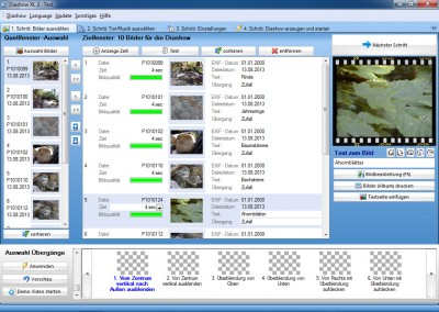 Diashow XL 2 13.0.2 screenshot