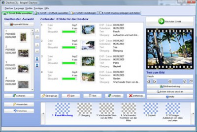 Diashow XL 10.7.0 screenshot