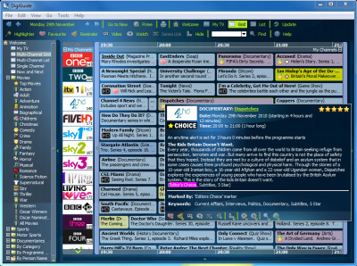 Digiguide 8.4 screenshot