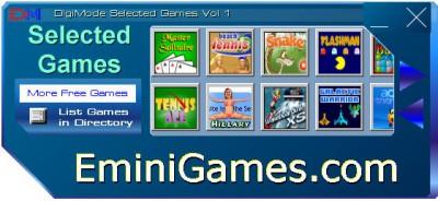 DigiMode Selected Games 2.00.0 screenshot