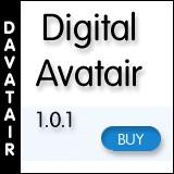 Digital Avatair 1.0 screenshot