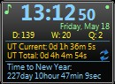 Digital Clock 1.4 screenshot