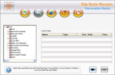 Digital Media Undelete 3.0.1.5 screenshot