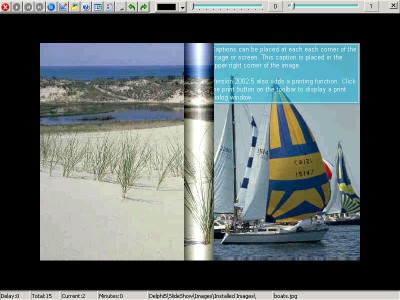 Digital Photo Slide Show & Screen Saver 2003.3 screenshot