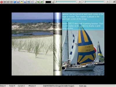 Digital Photo Slide Show & Screen Saver 2003.3 screenshot