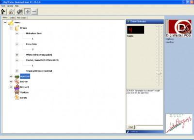 DigiWaiter POS Desktop Client 2.50 screenshot