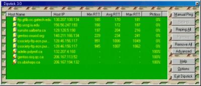 dipstick 3.1 screenshot